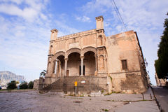 Catena di della di Santa Maria, Palermo Fotografia Stock