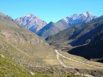 Catena di montagna fotografia stock libera da diritti