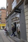 catena di negozi della tigre Fotografia Stock Libera da Diritti