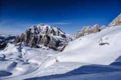 Catena montuosa di Alpen in Italia #7 Immagine Stock