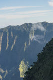 Catena montuosa di Napali Fotografia Stock