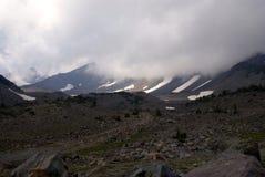 Catena montuosa di Shasta, California, U.S.A. Fotografia Stock Libera da Diritti