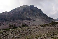 Catena montuosa di Shasta, California, U.S.A. Fotografia Stock