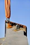 Catena resistente di industriale Fotografie Stock Libere da Diritti