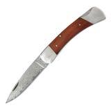Catenaccio-coltello Fotografia Stock Libera da Diritti