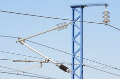 Catenary Royalty Free Stock Images