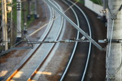 Catenary Stock Photography
