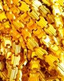 Catene dell'oro Immagini Stock Libere da Diritti