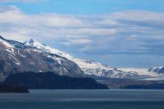 Catene montuose Glaciated Alaska Immagini Stock