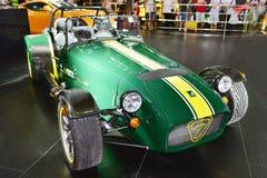 Caterham den toppna bilen 7 Fotografering för Bildbyråer