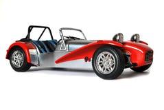 Caterham seven sports car Stock Photos