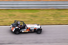 Caterham track day car Royalty Free Stock Images