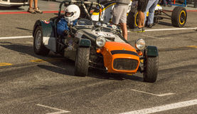 Caterham Stock Image