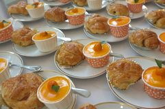 catering Οφσάιτ τρόφιμα στοκ φωτογραφία με δικαίωμα ελεύθερης χρήσης