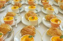 catering Οφσάιτ τρόφιμα στοκ εικόνα με δικαίωμα ελεύθερης χρήσης