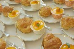 catering Сторонняя еда стоковая фотография rf