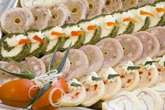Catering Royalty Free Stock Photo