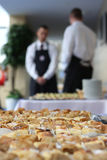 Catering Royalty-vrije Stock Foto
