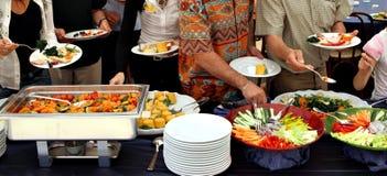 Catering stock afbeeldingen