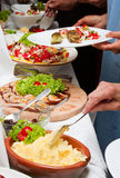 Catering Stock Fotografie