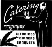 Catering Royalty Free Stock Image