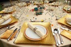 catering Royalty-vrije Stock Afbeeldingen