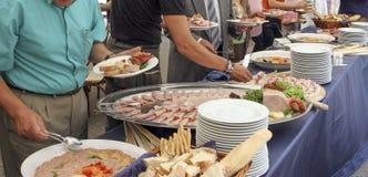 catering Obraz Stock