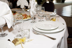 Catering and banquet Royalty Free Stock Photo