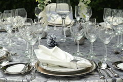 Catering / Banquet Royalty Free Stock Images