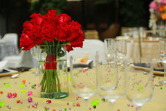 Catering / Banquet Stock Photography
