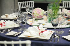 Catering / Banquet Stock Photo