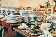 Catering buffet Royalty Free Stock Photos