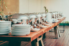 Catering buffet Stock Photography
