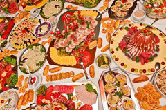 Catering food Stock Photography
