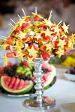 Catering Food Wedding Event. Table Stock Photography