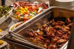 catering stock afbeelding