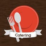 Catering icon design Stock Photo