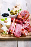 Catering platter Royalty Free Stock Photography