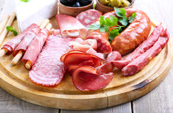 Catering platter Stock Photography