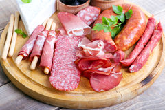 Catering platter Royalty Free Stock Photo
