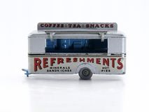 Catering Truck Toy Royalty Free Stock Image