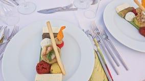 Cateringu bankieta stół zbiory