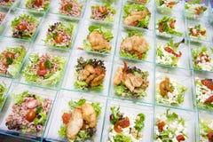 cateringu jedzenie Fotografia Stock