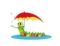 Caterpillar illustration libre de droits