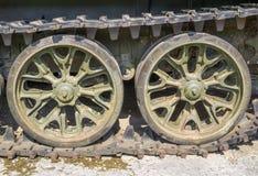 Caterpillar armored vehicles stock photos