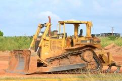 Caterpillar bulldozer D6 Stock Photography