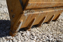 Caterpillar detail Stock Photos