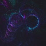 Caterpillar infinito | Arte del fractal libre illustration