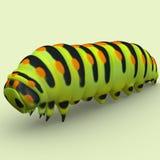Caterpillar Royalty Free Stock Photography