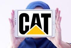 Caterpillar logo Arkivbild